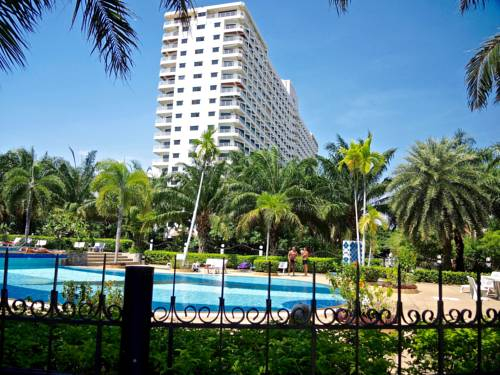 Condo for rent View Talay 2B Jomtien Tailand