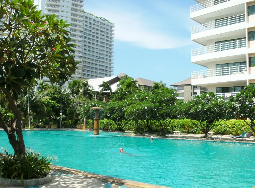 Rent my condo Jomtien-View Talay 5C pool