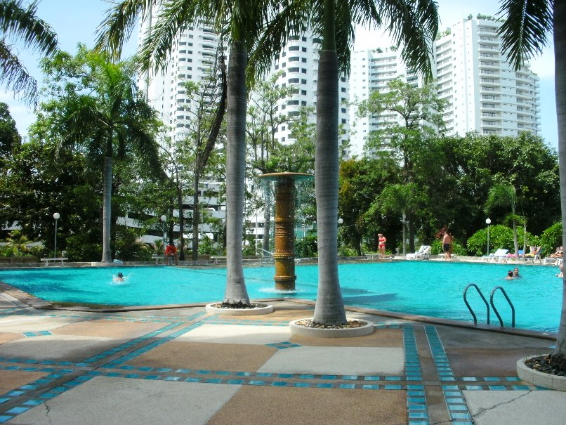 Rent my condo- View Talay 5D swimming pool