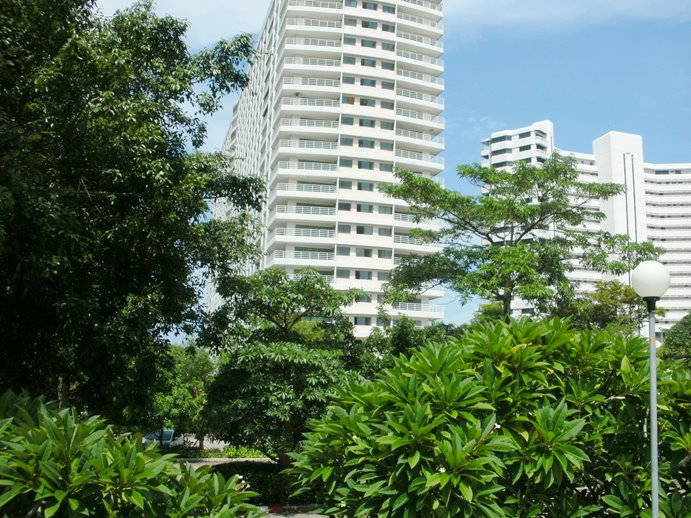 Rent my condo in View Talay 5C Jomtien Thailand