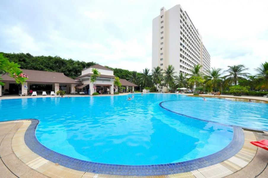 View Talay 1A condo for rent Jomtien Thailand