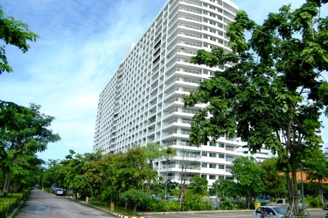 Large condo rental in View Talay 5 Jomtien
