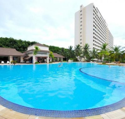 View Talay 1 rental and swimming pool 08473 88600