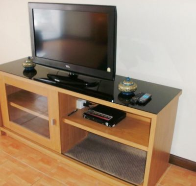Rental in Jomtien Thailand with flat screen TV