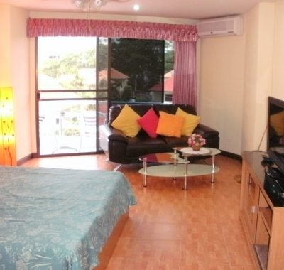 Large sofa in view talay 2B rental